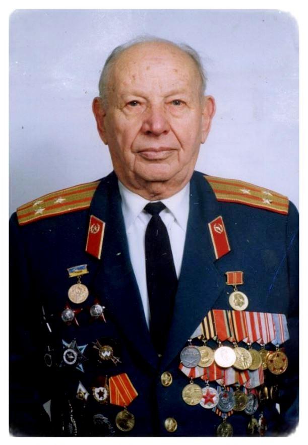 Петро Степанович Цюпенко
