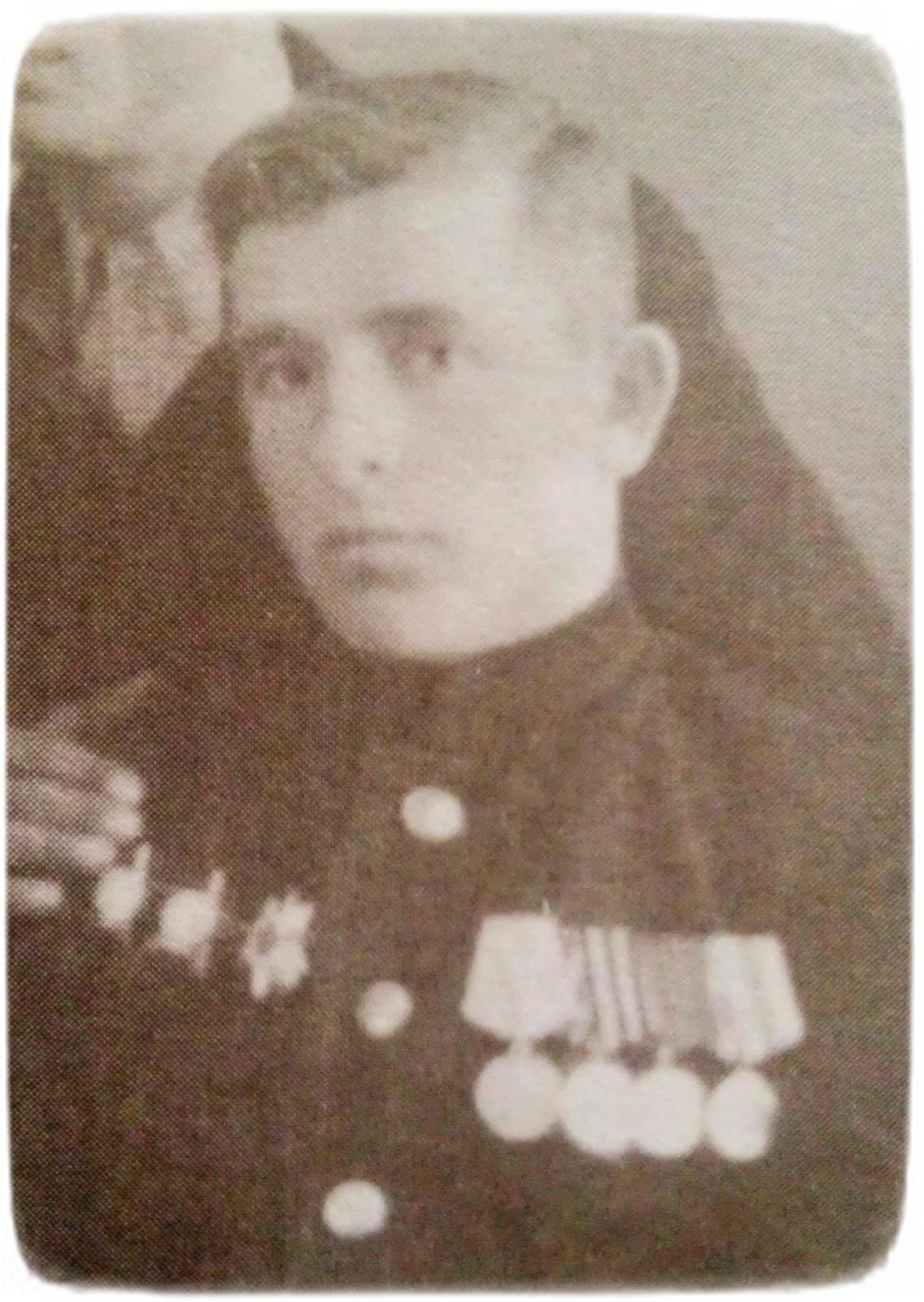 Савченко Яків Андрійович, фото з сімейного архіву