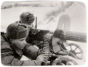 Кулементники під Сталінградом