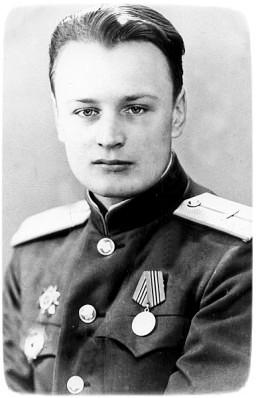 Микола Мілаш, 1945 р.